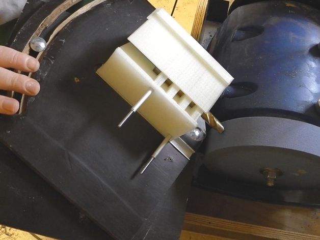 Homemade Drill Bit Sharpening Jig Www Picswe Com