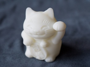 maneki-neko -lucky cat-