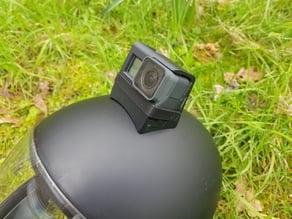 COMPACT SNAG FREE Skydiving Cookie G3 Helmet GoPro Hero Camera Mount