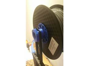 Ender 3 Spool Holder Spacer and Brim