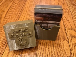 Star Wars Armada Ship Card Holder