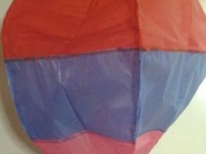 Air Balloon Solar-Powered