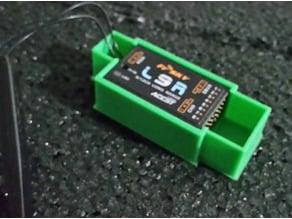 FrSKY L9R / X8R holder (modified)