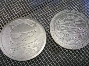 Octonauts Kwazii's Medallion