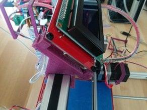 LCD bracket for Folger 2020