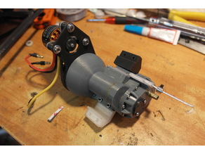 RC jeep outrunner mod for Ossum Willys