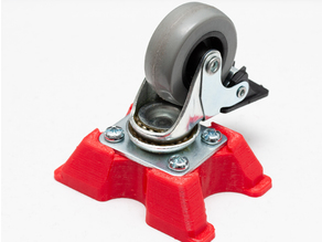 Pelican 0340 Case Caster Wheel Standoff