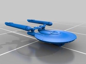 Star Trek - Federation Ranger Class Battlecruiser