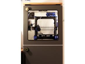 Ikea Platsa 3D Printer Enclosure