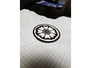 White Lotus Tile (From Avatar the Last Airbender)
