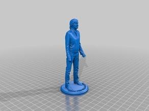 Paul McCartney 3D Model
