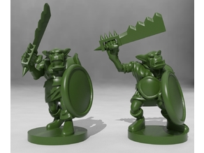Orc Troopers