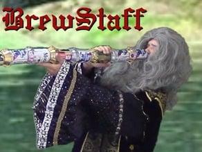 BrewStaff Wizard Clip