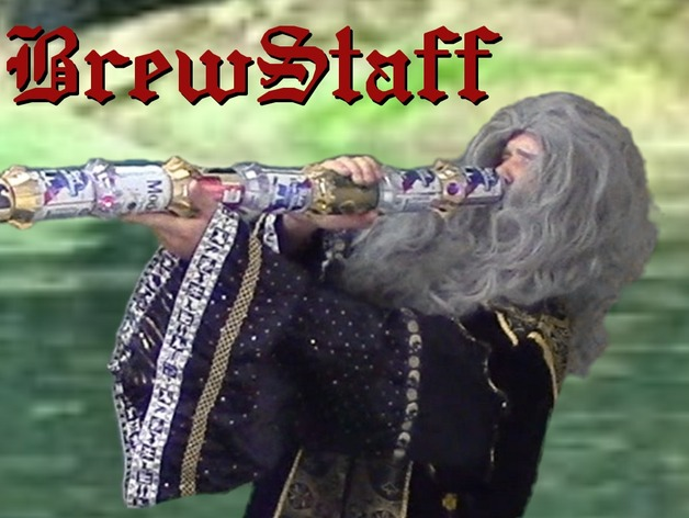 Wizard Staff Beer