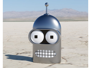 Bender Wall Piece (Mask)