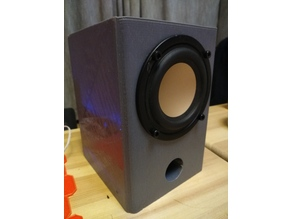 Double reflect more bass speaker box