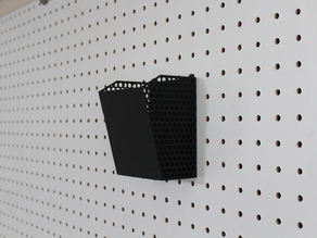 Peg Board Basket