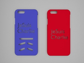 Je Suis Charlie - Iphone6 Case