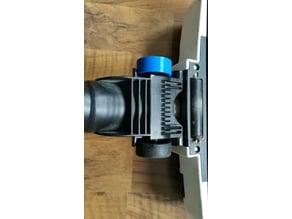 Vacuum wheel replacement for Koenic KVC 3121