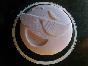 emoji Sunglasses light dimmer button