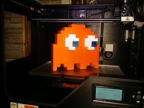 PACMAN 3D LAMP