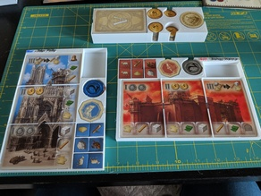 Pillars of the Earth Builders Duel Organizer