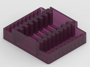 SD and micro-SD Holder (4/10 or 8/20 or 12/40 pcs)