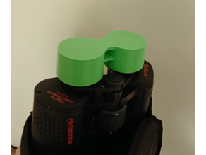 Binoculars eyepieces cover for Celestron 15x70, but also customizable