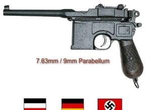 Mauser C96 WW1/WW2 replica