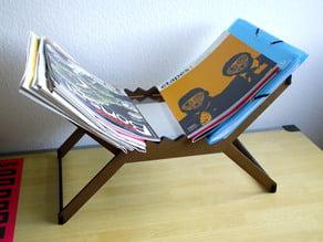 A4 Sliding Rack Organiser