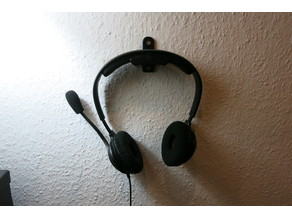 Headset Wall Hanger - WoT Edition