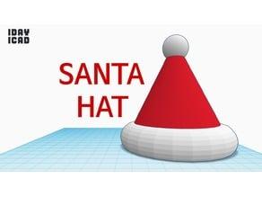 [1DAY_1CAD] SANTA HAT