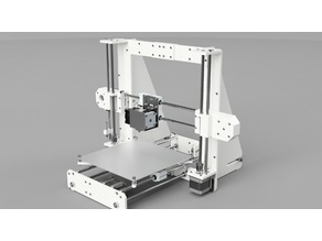 Laminated Prusa I3 Printer