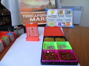 Terraforming Mars Components Organizers