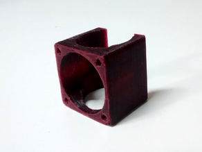 GTMax3D All Metal 30mm Fanduct