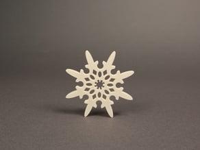 Snowflake Cord Guide