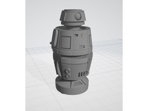 Star Wars GD-BD Rolling Mining Droid from Solo
