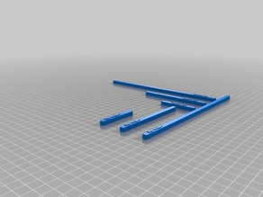 X Y Calibration Bars