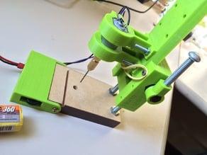 Mini Drill Press for PCB Drill [remixed] [+Speed Control]
