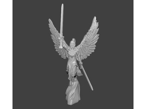 Archangel Miniature version #2