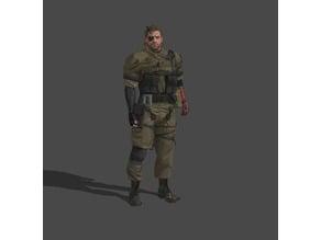Venom Snake - Metal gear solid 5