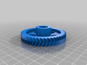 Modified  - Herringbone Gears Hi-Res