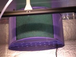 Taz4 Enclosure 120mm Fan Fume Filter