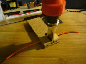 Ultrasonic filament splicer
