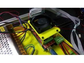 Arduino-Ramps 60mm Fan Mount