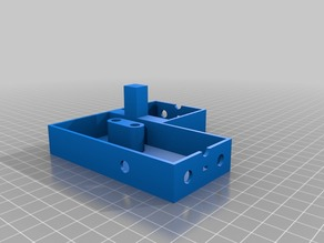 Hubble Laser Cutter STL files, redesigned v0.2