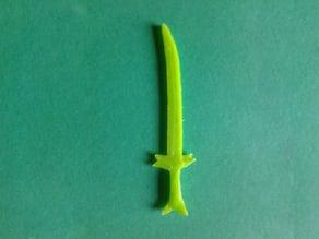 Grass sword - Finn