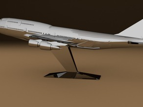 Boeing 747 Model