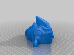 StarCraft Protoss for Candy Mold
