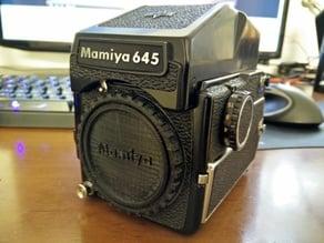 Mamiya 645 bodycap